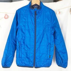 REI Boys packable lightweight puffer jacket 8 K041